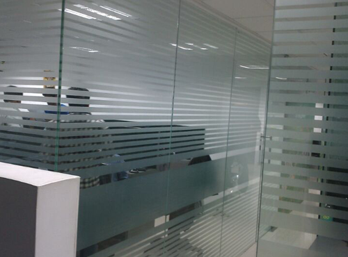 Office Glass Frosting